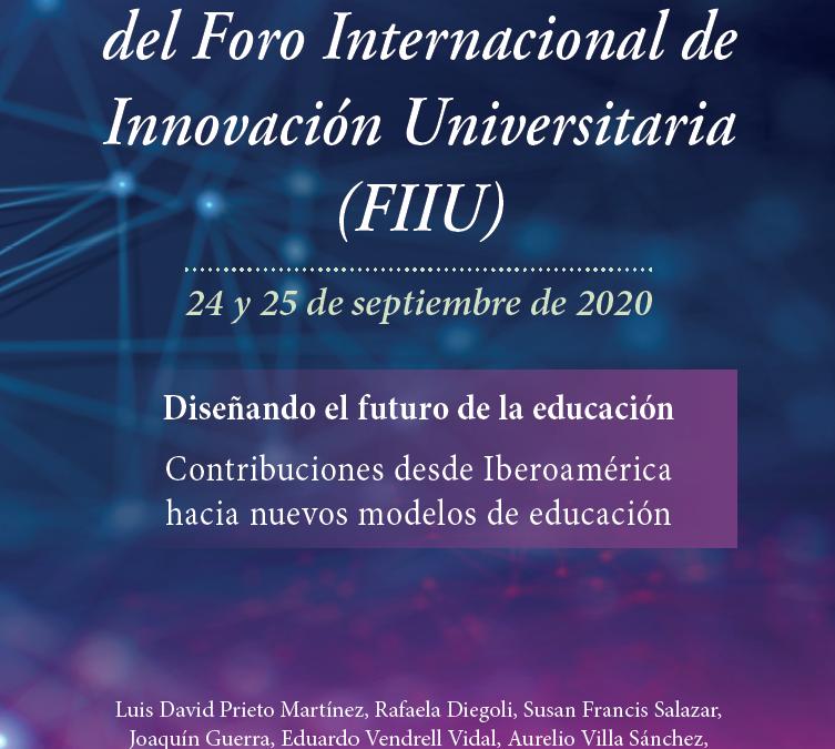 Ya puedes descargar las memorias del IX Foro de Innovación Universitaria